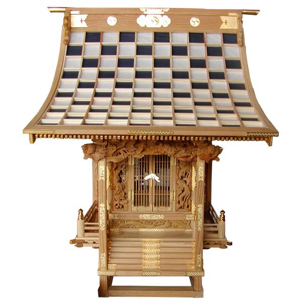 飯山市仏壇店:神輿他神具